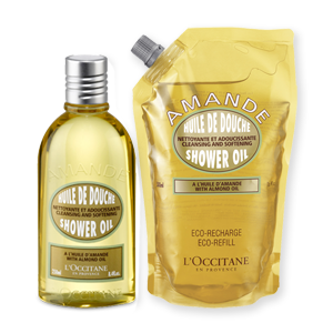 Almond Bath Duo