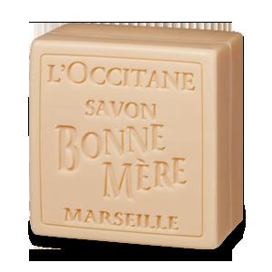 Bonne Mère Peach Soap 100GR / 3.5 OZ