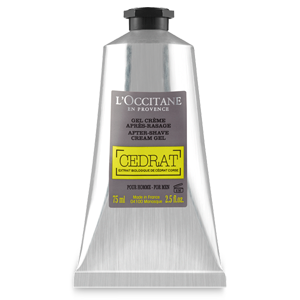 Cédrat After Shave Cream Gel 75ml