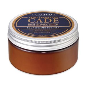 Cade Rich Shaving Cream