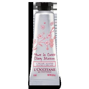 Cherry Blossom Petal-Soft Hand Cream Travel Size