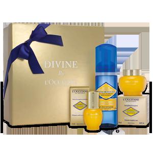 """""""Divine"""" dieviška grožio kolekcija"""