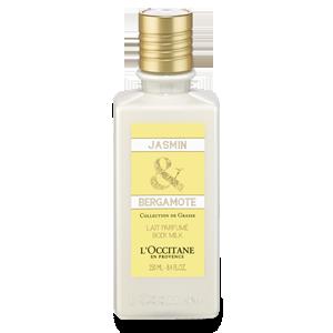 Jasmin & Bergamote Perfumed Body Milk