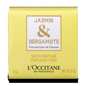"""Kvapnusis muilas """"Jasmin & Bergamote"""""""