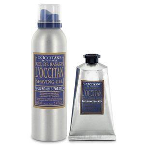 L'Occitan Shaving Duo