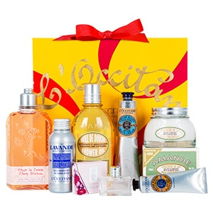 L'OCCITANE mylimiausių produktų rinkinys