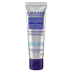 Lavender Hand Purifying Gel organic certified