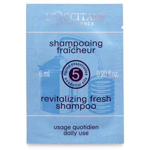 Mėginėlis - gaivinamasis šampūnas