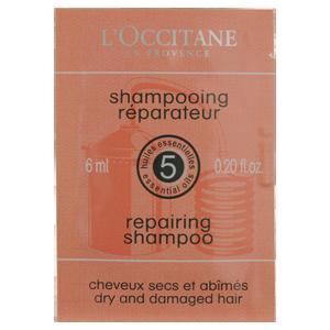 Mėginėlis - Stiprinamasis šampūnas pažeistiems plaukams