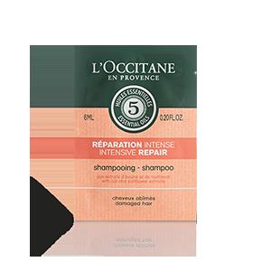Mėginėlis - Atstatomasis pažeistų plaukų šampūnas