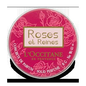 """Rožių tepamieji kvepalai """"Roses et Reines"""""""