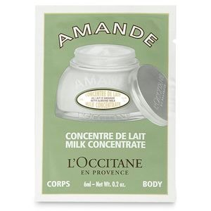 Sample Almond Milk Concentrate