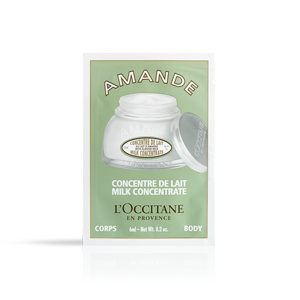 Sample Almond Milk Concentrate