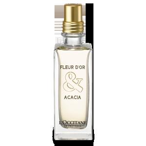 """Tualetinis vanduo """"Fleur d'Or & Acacia"""""""