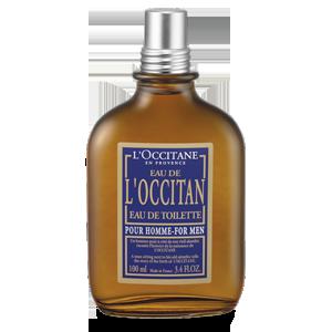 "Tualetinis vanduo vyrams ""Eau de L'occitan"""