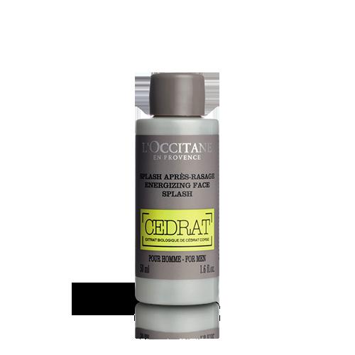 Cedrat Energizing Face Splash