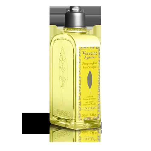 Citrusinės verbenos kasdienio naudojimo šampūnas