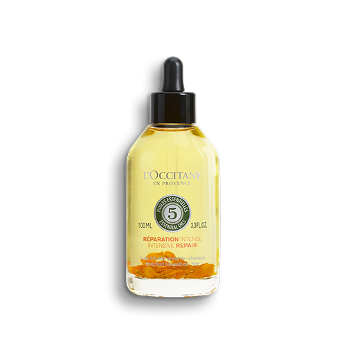 Intensive Repair Enriched Infused Hair Oil