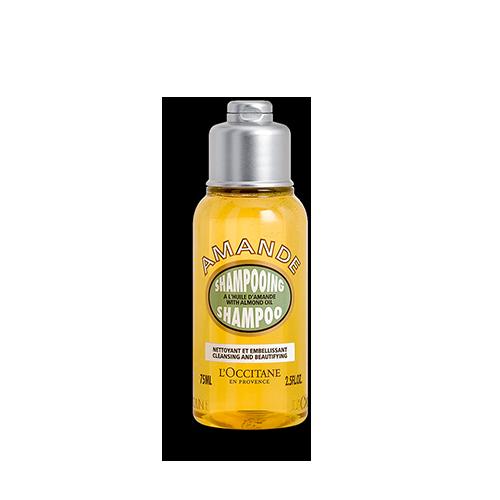 Migdolų šampūnas