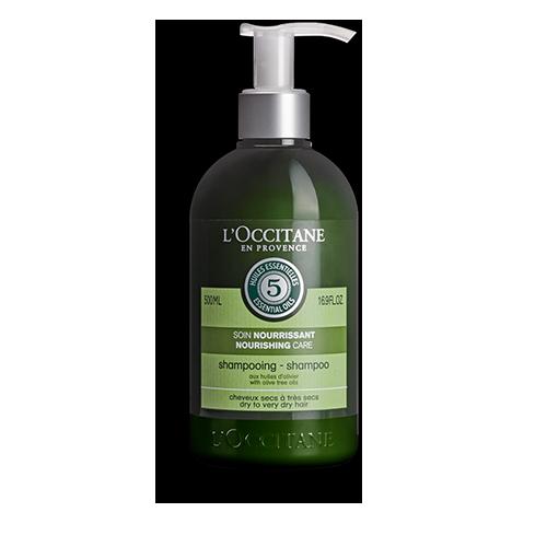 Maitinamasis plaukų šampūnas
