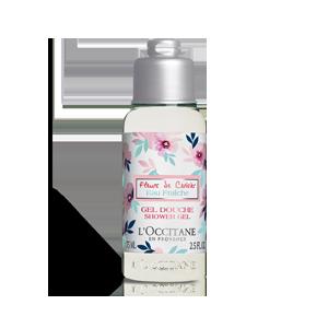 Вишневый Цвет душ гел Cerisier Eau Fresh