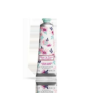 Вишневый Цвет крем для рук Cerisier Eau Fresh