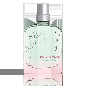 Вишнёвый цвет туалетная вода Cerisier Eau Fresh