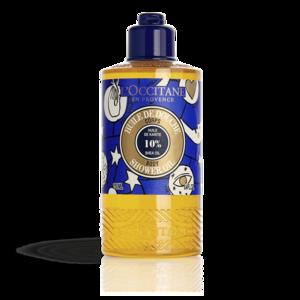 Масло для душа Карите, коллекция Castelbajac