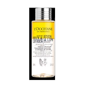 Очищающее масло для снятия макияжа с глаз | L'OCCITANE