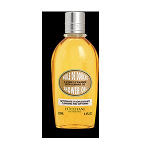 Almond shower oil LOccitane