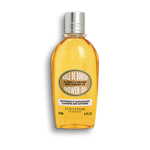 Almond shower oil LOccitane