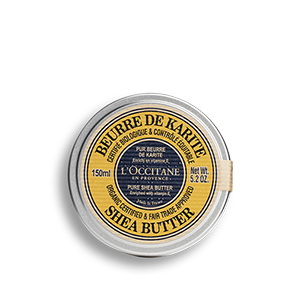 Shea organic certified and fair trade approved Pure Shea Butter