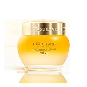Divine face cream I Loccitane