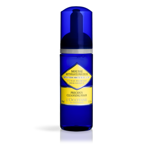 Immortelle Precious Cleansing Foam | L'OCCITANE