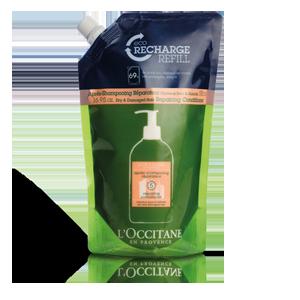 Kondicionieris matu atjaunošanai, uzpildāmais iepakojums I LOccitane