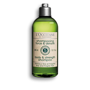 Nostiprinošs šampūns pret matu izkrišanu