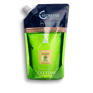 Repairing Shampoo for Dry & Damaged Hair Refill I LOccitane