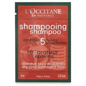 Šampūns matu atjaunošanai, paraugs 6ml