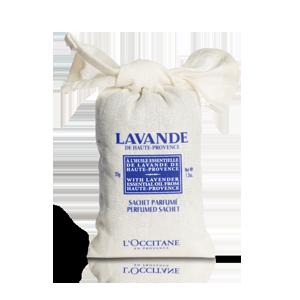 Sauso smaržu maisiņš - Lavanda