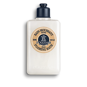 Shea Foaming Cream Bath I LOccitane