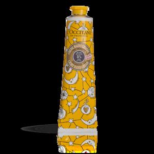 Šī sviesta-tējas roku krēms, Castelbajac dizains