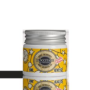 Šī sviesta-tējas ultra viegls ķermeņa krēms, Castelbajac dizains
