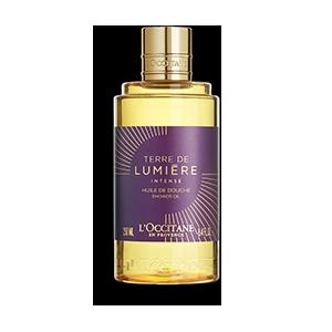 Terre de Lumière shower oil | L'OCCITANE