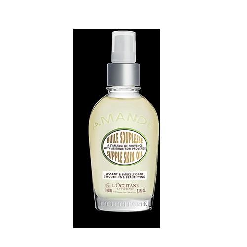 Смячающее масло для тела миндалыное