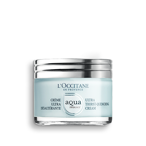 Aqua Réotier Dziļi mitrinošs sejas krēms ar hialuronskābi