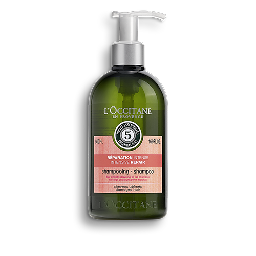 Repairing Shampoo for Dry & Damaged Hair - new formula