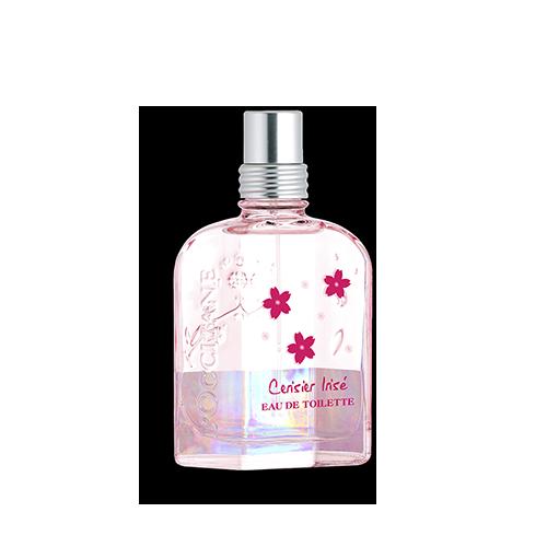 """Cherry Blossom Eau de Toilette """"Cerisier Irise"""""""