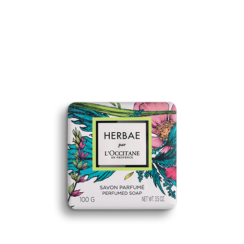 Herbae perfumed soap