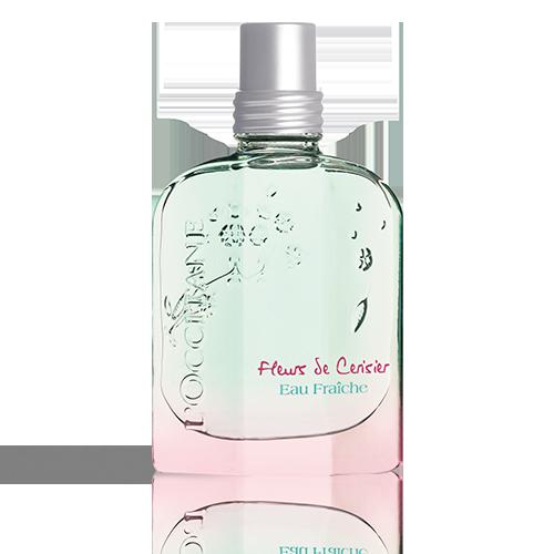 Ķiršu ziedu tualetes ūdens Cerisier Eau Fresh