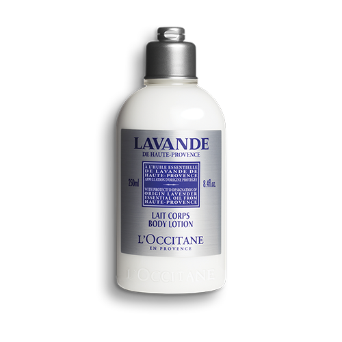 ORGANIC LAVENDER BODY LOTION
